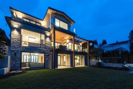 R2198881 - 2753 MARINE DRIVE, Dundarave, West Vancouver, BC - House/Single Family