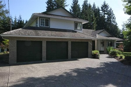 R2198914 - 26280 127 AVENUE, Websters Corners, Maple Ridge, BC - House with Acreage