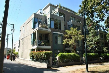 R2198981 - 104 2028 W 11TH AVENUE, Kitsilano, Vancouver, BC - Apartment Unit