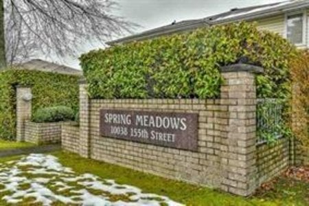 R2199038 - 10 10038 155 STREET, Guildford, Surrey, BC - Townhouse