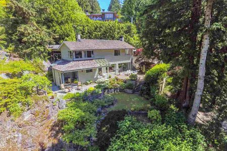 R2199186 - 5019 HOWE SOUND LANE, Caulfeild, West Vancouver, BC - House/Single Family