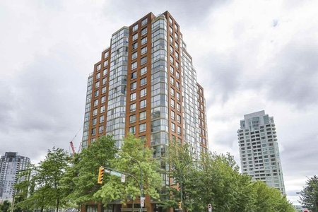 R2199193 - 1202 888 PACIFIC STREET, Yaletown, Vancouver, BC - Apartment Unit