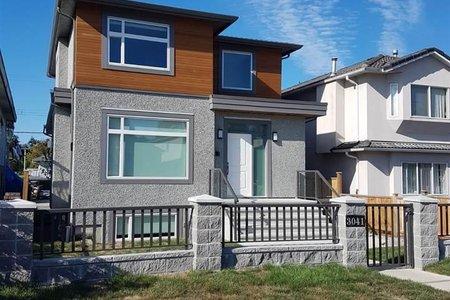 R2199229 - 3041 ADANAC STREET, Renfrew VE, Vancouver, BC - House/Single Family