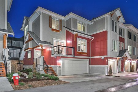 R2199356 - 45 20498 82 AVENUE, Willoughby Heights, Langley, BC - Townhouse