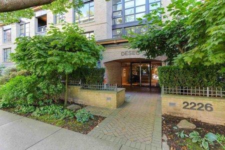 R2199381 - 403 2226 W 12TH AVENUE, Kitsilano, Vancouver, BC - Apartment Unit