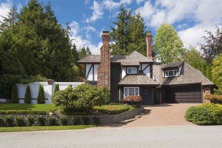 R2199462 - 4850 CAULFEILD COURT, Upper Caulfeild, West Vancouver, BC - House/Single Family