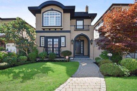 R2199522 - 3440 W 12TH AVENUE, Kitsilano, Vancouver, BC - House/Single Family