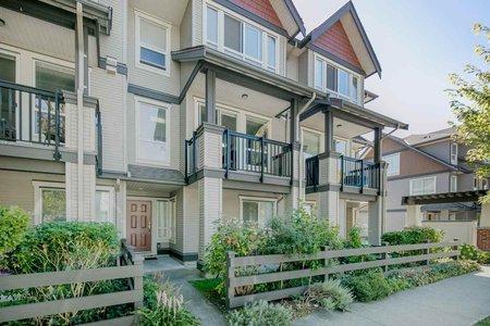 R2199627 - 34 22380 SHARPE AVENUE, Hamilton RI, Richmond, BC - Townhouse