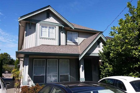 R2199634 - 7633 ACHESON ROAD, Brighouse South, Richmond, BC - House/Single Family