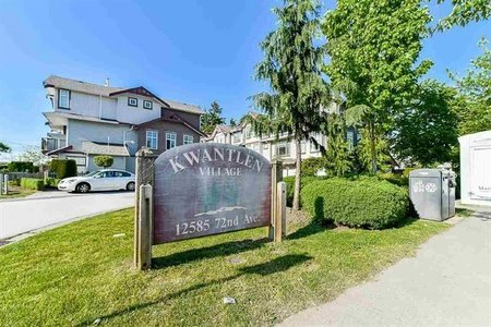 R2200002 - 5 12585 72 AVENUE, West Newton, Surrey, BC - Townhouse
