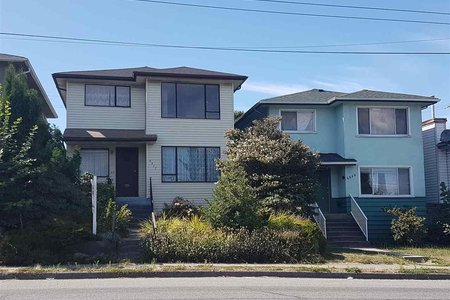 R2200233 - 4651 FRASER STREET, Fraser VE, Vancouver, BC - House/Single Family