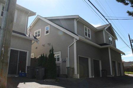 R2200466 - 1471 E 20TH AVENUE, Knight, Vancouver, BC - 1/2 Duplex