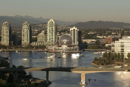 R2200695 - 2302 1383 MARINASIDE CRESCENT, Yaletown, Vancouver, BC - Apartment Unit