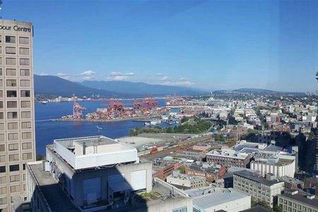 R2200707 - 3005 438 SEYMOUR STREET, Downtown VW, Vancouver, BC - Apartment Unit