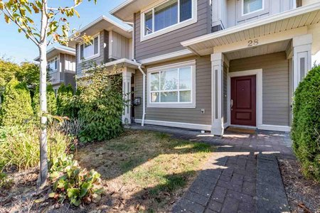 R2200909 - 28 5580 MONCTON STREET, Steveston South, Richmond, BC - Townhouse