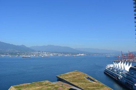 R2200947 - 2304 1077 W CORDOVA STREET, Coal Harbour, Vancouver, BC - Apartment Unit