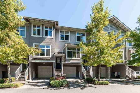 R2200977 - 5 9533 GRANVILLE AVENUE, McLennan North, Richmond, BC - Townhouse