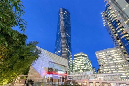 R2201023 - 4206 1151 W GEORGIA STREET, Coal Harbour, Vancouver, BC - Apartment Unit