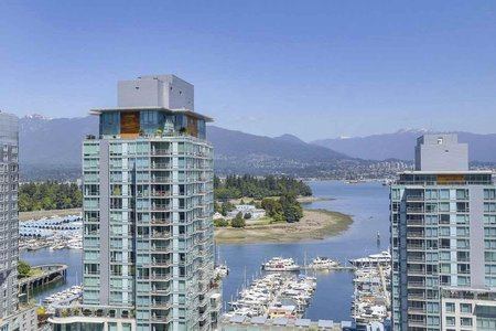 R2201033 - 1501 1415 W GEORGIA STREET, Coal Harbour, Vancouver, BC - Apartment Unit