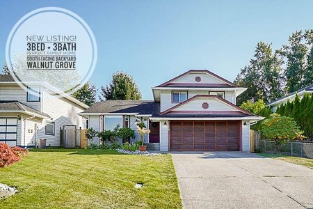 R2201110 - 21564 93B AVENUE, Walnut Grove, Langley, BC - House/Single Family