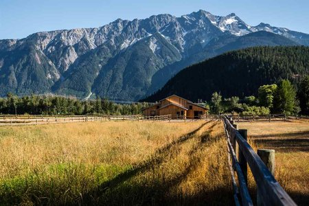 R2201147 - 7370 HARROW ROAD, Pemberton, Pemberton, BC - House with Acreage