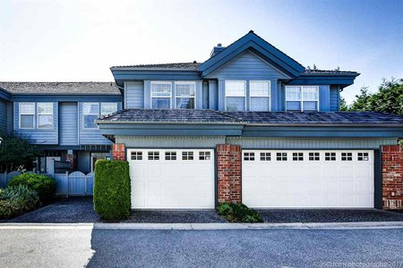 R2201281 - 6 8171 STEVESTON HIGHWAY, South Arm, Richmond, BC - Townhouse