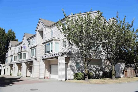 R2201304 - 10 7680 GILBERT ROAD, Brighouse South, Richmond, BC - Townhouse