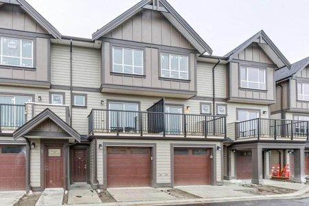 R2201331 - 4 9840 ALBERTA ROAD, McLennan North, Richmond, BC - Townhouse