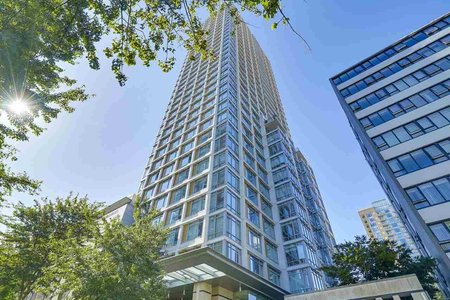 R2201447 - 2508 1028 BARCLAY STREET, West End VW, Vancouver, BC - Apartment Unit