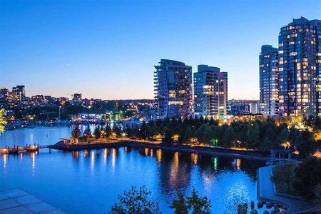 R2201482 - 801 1383 MARINASIDE CRESCENT, Yaletown, Vancouver, BC - Apartment Unit