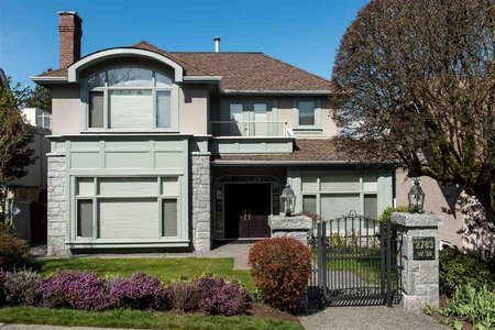 R2201535 - 2763 W 30TH AVENUE, MacKenzie Heights, Vancouver, BC - House/Single Family