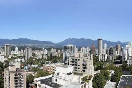 R2201567 - 1604 1171 JERVIS STREET, West End VW, Vancouver, BC - Apartment Unit
