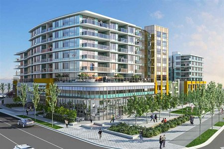 R2201582 - 509A 7688 ALDERBRIDGE WAY, Brighouse, Richmond, BC - Apartment Unit