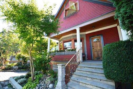 R2201657 - 1742 MCSPADDEN AVENUE, Grandview VE, Vancouver, BC - House/Single Family