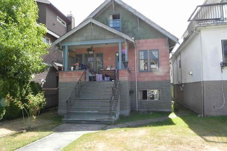 R2201671 - 3336 W 7TH AVENUE, Kitsilano, Vancouver, BC - House/Single Family