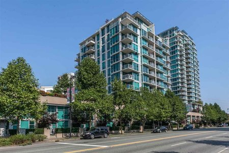 R2201727 - 708 168 E ESPLANADE, Lower Lonsdale, North Vancouver, BC - Apartment Unit