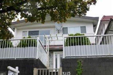 R2201731 - 3115 E BROADWAY, Renfrew VE, Vancouver, BC - House/Single Family