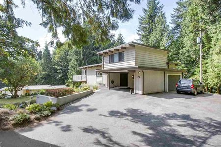 R2201753 - 548 HADDEN DRIVE, British Properties, West Vancouver, BC - House with Acreage