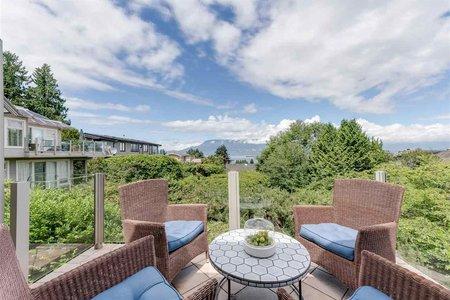 R2201775 - 1870 SASAMAT STREET, Point Grey, Vancouver, BC - House/Single Family
