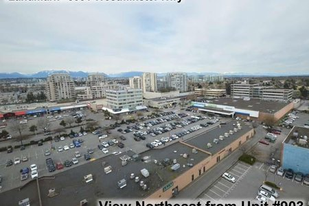 R2201851 - 903 8081 WESTMINSTER HIGHWAY, Brighouse, Richmond, BC - Apartment Unit