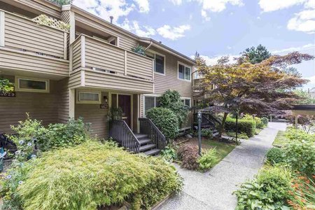R2201947 - 4631 HOSKINS ROAD, Lynn Valley, North Vancouver, BC - Townhouse