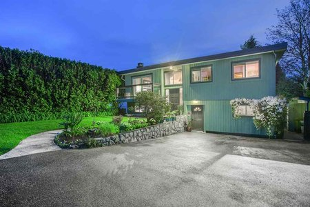 R2201970 - 312 FAIRWAY DRIVE, Dollarton, North Vancouver, BC - House/Single Family