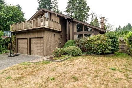 R2202003 - 3811 LAWRENCE PLACE, Lynn Valley, North Vancouver, BC - House/Single Family