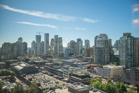 R2202087 - 2105 930 CAMBIE STREET, Yaletown, Vancouver, BC - Apartment Unit