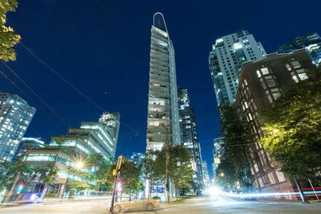 R2202139 - 1802 1277 MELVILLE STREET, Coal Harbour, Vancouver, BC - Apartment Unit