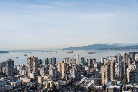 R2202162 - 3802 1028 BARCLAY STREET, West End VW, Vancouver, BC - Apartment Unit