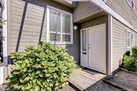 R2202252 - 3475 WEYMOOR PLACE, Champlain Heights, Vancouver, BC - Townhouse