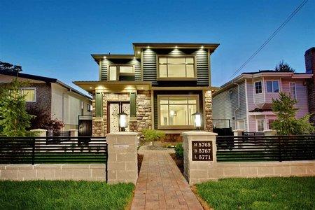 R2202253 - 5765 WALES STREET, Killarney VE, Vancouver, BC - House/Single Family