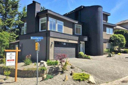 R2202363 - 4768 MEADFEILD ROAD, Caulfeild, West Vancouver, BC - House/Single Family