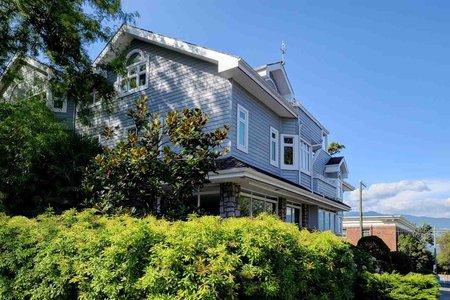 R2202373 - 2315 YORK AVENUE, Kitsilano, Vancouver, BC - Townhouse